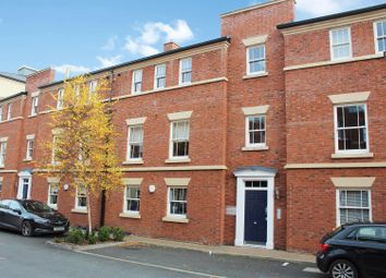 Thumbnail 2 bedroom flat for sale in The Old Meadow, Shrewsbury