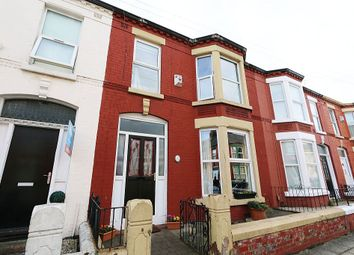 Thumbnail 4 bed terraced house for sale in Russell Road, Mossley Hill, Liverpool, Merseyside