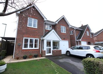Thumbnail 4 bed detached house for sale in Deer Leap, Fareham