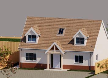 Thumbnail 3 bedroom detached house for sale in Elmsett, Ipswich, Suffolk