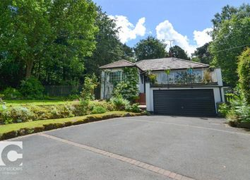 Thumbnail 4 bed detached bungalow for sale in Windy Ridge, Wood Lane, Burton, Cheshire