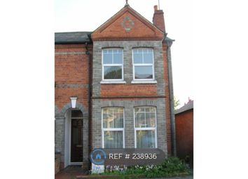 Thumbnail 1 bed flat to rent in Caversham, Berkshire