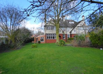 Thumbnail 6 bed property for sale in Rainford Road, Dentons Green, St. Helens