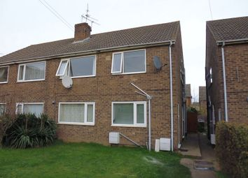 Thumbnail 2 bed flat to rent in Woodfield Close, Lincoln