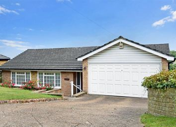 Thumbnail 3 bed bungalow for sale in Riddlesdown Road, Purley, Surrey