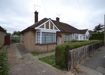 Thumbnail 2 bed semi-detached bungalow for sale in King Edward Road, Stanford-Le-Hope
