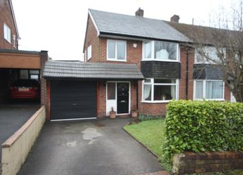 Thumbnail 3 bed semi-detached house for sale in Portland Drive, Forsbrook, Stoke On Trent