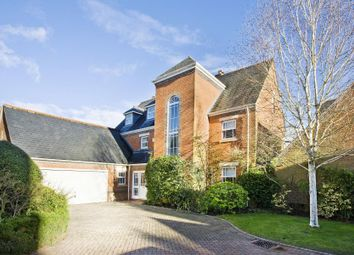 Thumbnail 5 bed detached house to rent in St Anns Park, Virginia Water, Surrey