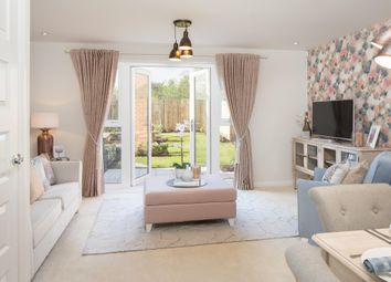 "Thumbnail 3 bed semi-detached house for sale in ""Barwick"" at Braishfield Road, Braishfield, Romsey"