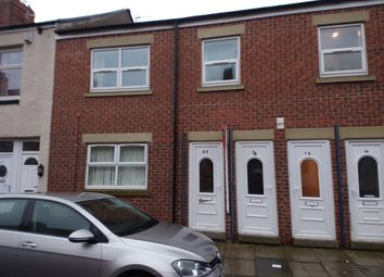 Thumbnail 3 bedroom flat for sale in Vine Street, South Shields