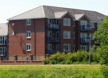 Thumbnail 2 bed flat to rent in Miller Gardens, Riverside, Preston