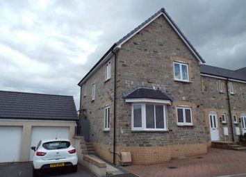 Thumbnail 3 bed end terrace house for sale in Okehampton, Devon, England