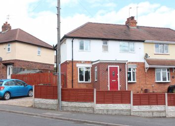 3 bed semi-detached house for sale in Manor Road, Wordsley, Stourbridge DY8