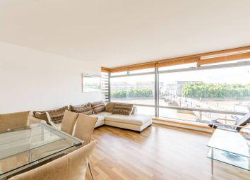 Thumbnail 3 bedroom flat to rent in Albert Embankment, Waterloo