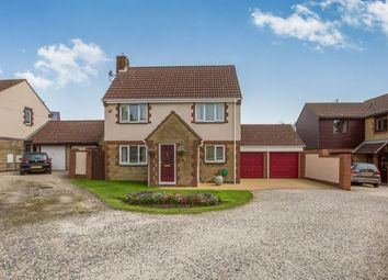 Thumbnail 3 bed detached house for sale in Rochford Close, Grange Park, Swindon, Wiltshire
