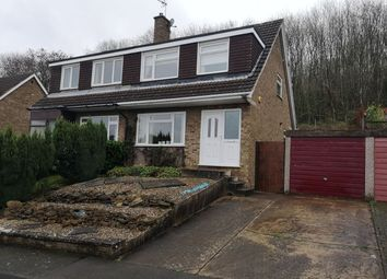 3 bed semi-detached house for sale in Fairway, Borough Hill, Daventry NN11