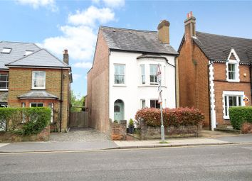 Thumbnail 4 bedroom detached house for sale in Stanhope Road, St. Albans, Hertfordshire