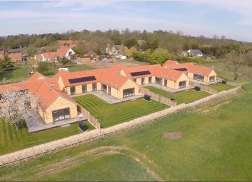 Thumbnail 4 bed detached bungalow for sale in Meadow View, South Rauceby, Sleaford, Lincolnshire