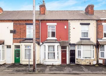 Thumbnail 3 bedroom terraced house for sale in Claude Street, Dunkirk, Nottingham
