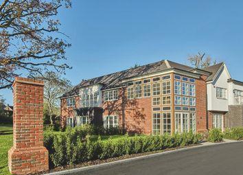 Thumbnail 2 bedroom flat for sale in Harvard Grange, Burtons Lane, Little Chalfont, Buckinghamshire