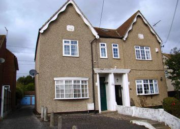Thumbnail 1 bed flat to rent in Northumberland Road, Linford, Essex