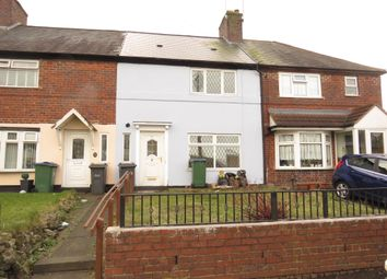 Thumbnail 3 bed terraced house for sale in Witton Lane, West Bromwich