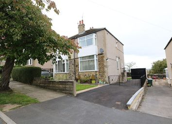 Thumbnail 2 bed semi-detached house for sale in Welwyn Avenue, Shipley, West Yorkshire