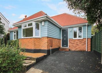 Thumbnail 3 bedroom bungalow to rent in Cromwell Road, Parkstone, Poole