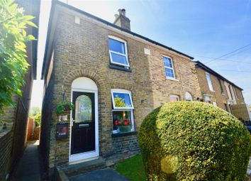 Thumbnail 2 bed semi-detached house for sale in East Hill, South Darenth