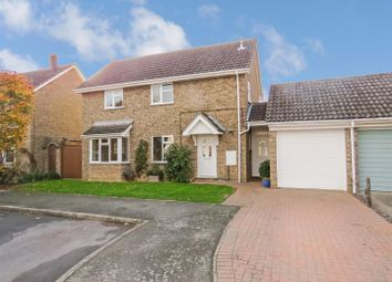 Thumbnail 4 bed detached house for sale in Second Avenue, Warboys, Huntingdon