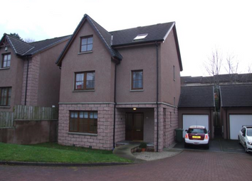 Thumbnail 4 bed detached house to rent in Edelweiss, Kintore Inverurie