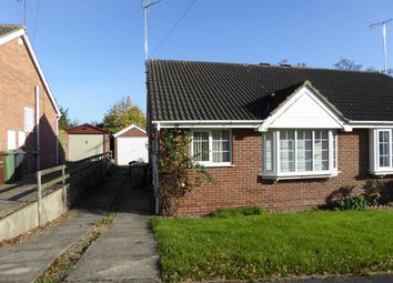 Thumbnail 2 bedroom semi-detached bungalow for sale in Chestnut Gardens, Wortley, Leeds, West Yorkshire