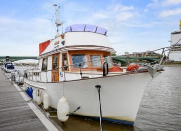 Thumbnail Property for sale in Imperial Wharf Moorings, Fulham