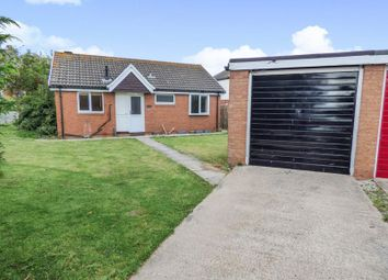 Thumbnail 2 bed detached bungalow for sale in Lon Wen, Rhyl