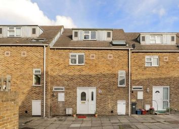 Thumbnail 4 bed terraced house for sale in Pentelow Garden, Feltham
