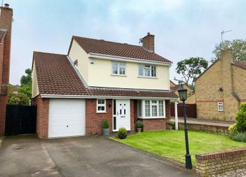 Thumbnail 4 bed detached house for sale in Millfield Road, West Kingsdown, Sevenoaks