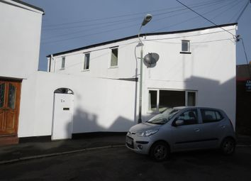 Thumbnail 2 bedroom end terrace house for sale in Churchill Road, St. Thomas, Exeter