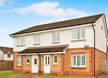 Thumbnail 3 bed semi-detached house for sale in Balveny Avenue, Garththamlock, Glasgow