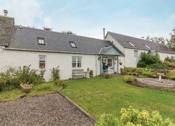 Thumbnail 3 bed cottage for sale in The Cottage, Wester Shannochill, Aberfoyle