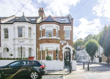 Thumbnail 5 bedroom terraced house for sale in Clancarty Road, London