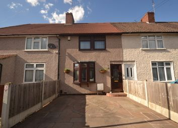 Thumbnail 3 bed terraced house for sale in Rugby Road, Dagenham, Greater London