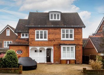 Thumbnail 4 bed detached house for sale in Park Lane, Reigate