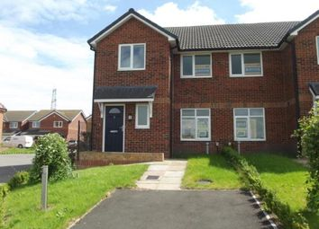 Thumbnail 3 bed terraced house for sale in Whitton Court, Thornley, County Durham