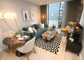 Thumbnail 1 bed flat for sale in Potato Wharf, Wilson, Manchester, Greater Manchester