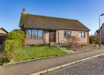 Thumbnail 3 bed detached bungalow for sale in Croftlands, St Cyrus, Montrose