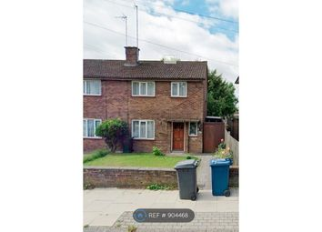 Thumbnail 2 bed semi-detached house to rent in Abercorn Road, London
