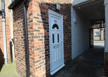 Thumbnail 1 bed flat to rent in Charles Street, Carlisle