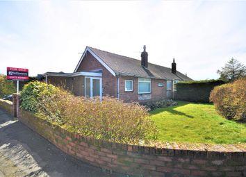 Thumbnail 3 bed semi-detached bungalow for sale in Lamaleach Drive, Freckleton, Preston, Lancashire