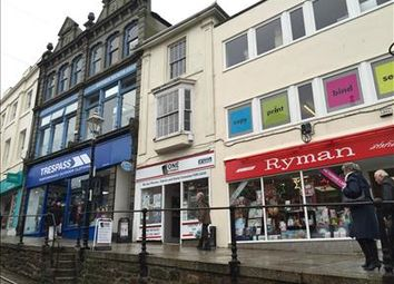 Thumbnail Retail premises for sale in 5 Market Jew Street, Penzance, Cornwall