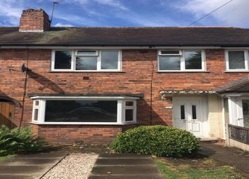 Thumbnail 3 bedroom property to rent in Rowdale Road, Great Barr